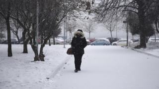 Κακοκαιρία «Ηφαιστίων»: Η επέλαση ξεκίνησε – Ψύχος, βροχές και χιόνια τις επόμενες ώρες