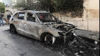 Στόχος εμπρηστικής επίθεσης το αυτοκίνητο υπαλλήλου του ελληνικού προξενείου στη Σμύρνη