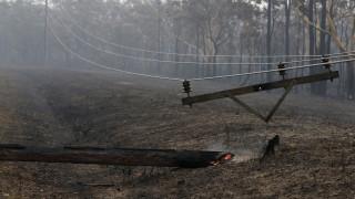 Πυρκαγιές Αυστραλία: Το ΥΠΕΞ εκφράζει τη συμπάραστασή του στους πληγέντες