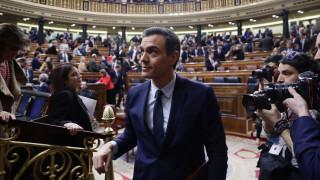 Ισπανία: Δεν έλαβε ψήφο εμπιστοσύνης από το κοινοβούλιο ο Σάντσεθ