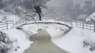 «Ηφαιστίων»: Στην… κατάψυξη η χώρα – Χιόνια και στην Αττική