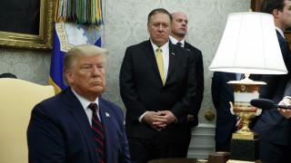 Πομπέο για Ιράν: Οι ΗΠΑ θα σεβαστούν το διεθνές δίκαιο