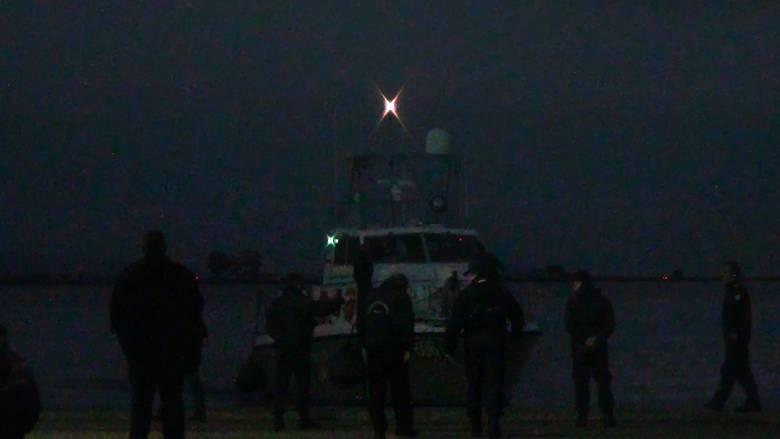 Επιβατικό πλοίο προσάραξε σε βραχονησίδα
