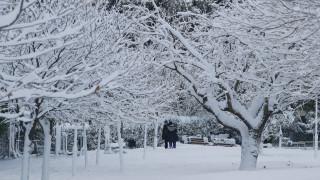 «Ηφαιστίων»: Σαρώνει τη χώρα το κύμα κακοκαιρίας - Πού θα χιονίσει