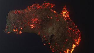Η αλήθεια πίσω από τη viral φωτογραφία για τις πυρκαγιές της Αυστραλίας