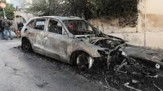 Ανάληψη ευθύνης για τους εμπρησμούς αυτοκινήτων στο Κολωνάκι