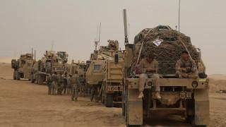 Ο συνασπισμός υπό τις ΗΠΑ αποχωρεί από το Ιράκ