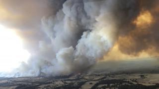 Πυρκαγιές στην Αυστραλία: Ορατός από την Λατινική Αμερική ο καπνός
