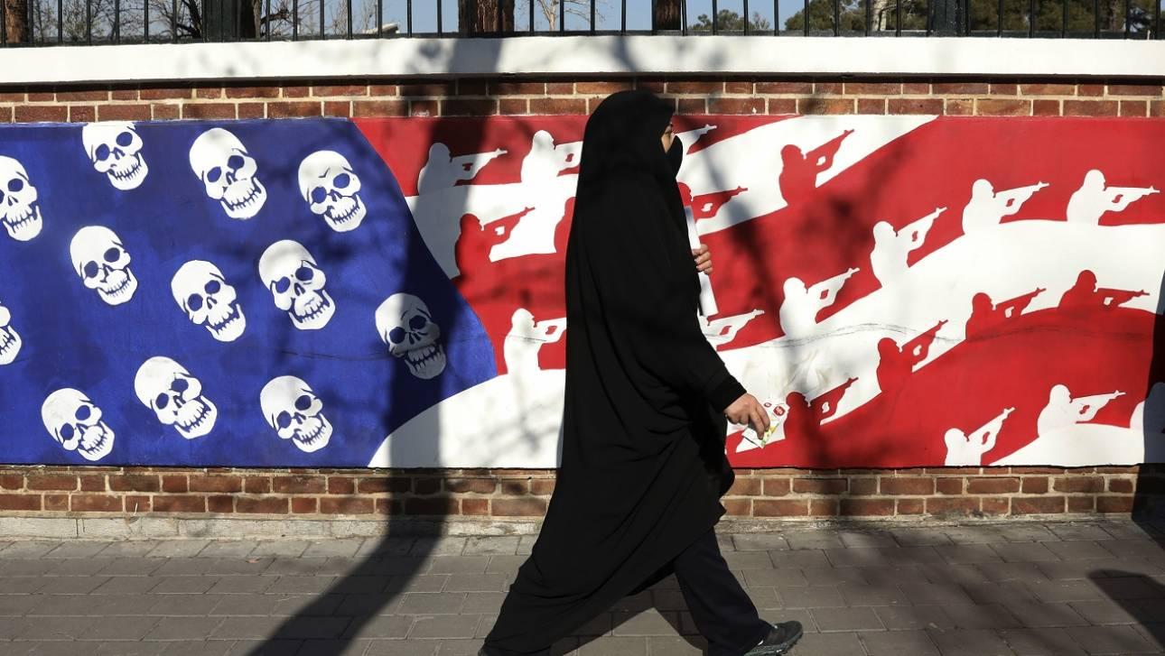 Ιράν: «Τρομοκρατική οργάνωση» οι αμερικανικές ένοπλες δυνάμεις