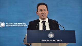 Πέτσας: Στόχος να αναδειχθεί ότι η Ελλάδα είναι ένας αξιόπιστος εταίρος των ΗΠΑ στη Μεσόγειο