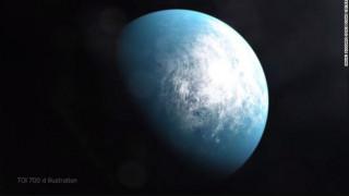 ΤΟΙ 700: Η ΝASA ανακάλυψε «γήινο» και δυνητικά κατοικήσιμο εξωπλανήτη
