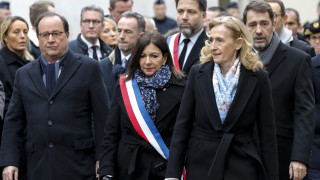 Πέντε χρόνια από την τραγωδία του Charlie Hebdo: Τελετές μνήμης στο Παρίσι