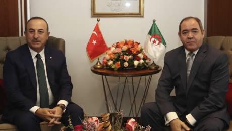 Μετά την Τυνησία, η Αλγερία: Αναζήτηση συμμάχων από Ερντογάν - Σάρατζ για το Λιβυκό