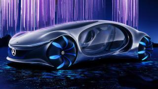 Το Mercedes Vision AVTR δίνει μια εικόνα του απώτερου μέλλοντος της αυτοκίνησης