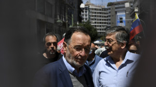 Η «Λαϊκή Ενότητα» καταδικάζει την παραπομπή Λαφαζάνη σε δίκη
