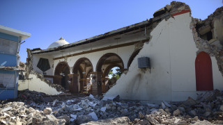 Πουέρτο Ρίκο: Ένας νεκρός και 8 τραυματίες από το σεισμό των 6,4 Ρίχτερ