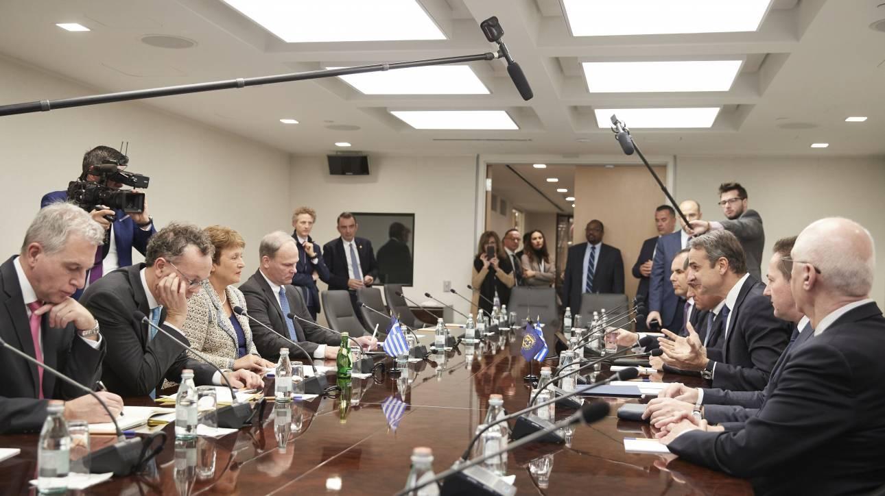 Νέο κεφάλαιο στις σχέσεις Αθήνας – ΔΝΤ: O Τόμσεν φεύγει, ο Ζετελμάγιερ έρχεται