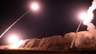 Οι Φρουροί της Επανάστασης του Ιράν ανακοίνωσαν πως έπληξαν αμερικανικές βάσεις στο Ιράκ