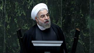 Επίθεση του Ιράν σε βάσεις των ΗΠΑ: Διάγγελμα Ροχανί στον ιρανικό λαό