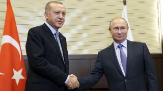 Συνάντηση Πούτιν - Ερντογάν: Σουλεϊμανί, Συρία και Λιβύη στην ατζέντα των συνομιλιών