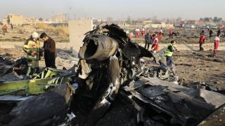 Συντριβή αεροσκάφους στο Ιράν: Οι πρώτες πληροφορίες για τις εθνικότητες των θυμάτων