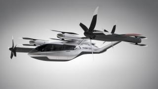 Αυτοκίνητο: H Hyundai παρουσίασε στη CES ιπτάμενο ταξί και θα συνεργαστεί με την Uber