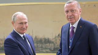 Τον αγωγό Turkstream εγκαινιάζουν Πούτιν - Ερντογάν
