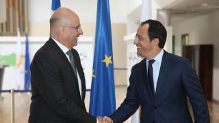 Στο Κάιρο ο Δένδιας για την πενταμερή Ελλάδας – Κύπρου – Αιγύπτου – Ιταλίας – Γαλλίας