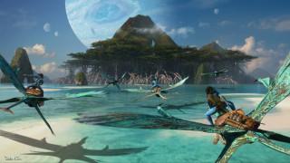 Ο Τζέιμς Κάμερον μάς βάζει στον κόσμο του Avatar 2