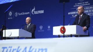 Ερντογάν - Πούτιν ζητούν κατάπαυση πυρός στη Λιβύη από 12 Ιανουαρίου
