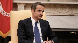 «Κλείδωσαν» τα ραντεβού του Μητσοτάκη με τους πολιτικούς αρχηγούς