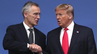 Τηλεφωνική επικοινωνία Τραμπ - Στόλτενμπεργκ: Στο επίκεντρο οι εξελίξεις στη Μέση Ανατολή
