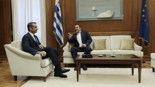 Τι θα συζητήσουν Μητσοτάκης και πολιτικοί αρχηγοί
