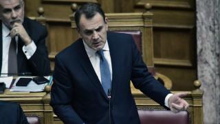 Παναγιωτόπουλος: Με F-16 Viper και F-35 θα ανακτήσουμε την εναέρια υπεροχή έναντι της Τουρκίας
