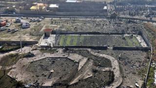 Ιράν: Χωρίς λογική η θεωρία ότι το ουκρανικό Boeing δέχτηκε πλήγμα από πύραυλο