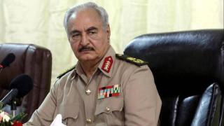 Ραγδαίες εξελίξεις στην Λιβύη: Ο Χαφτάρ απέρριψε την κατάπαυση του πυρός