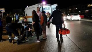 Θεσσαλονίκη: Τροχαίο μετά από καταδίωξη διακινητή που μετέφερε μετανάστες