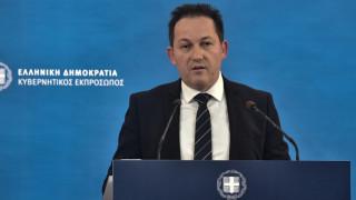 Πέτσας: Έτοιμες και στο συρτάρι οι ανακοινώσεις ΣΥΡΙΖΑ για τη συνάντηση Μητσοτάκη - Τραμπ
