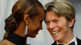 Ντέιβιντ Μπάουι και Ιμάν: Ο πολύ «κανονικός» έρωτας δύο πολύ ξεχωριστών ανθρώπων