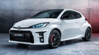 Αυτοκίνητο: Το νέο Toyota GR Yaris είναι πραγματικά καυτό με 261 ίππους από 1.600 κυβικά