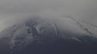 Έκρηξη ηφαστείου στο Μεξικό: Δημιούργησε «στήλη» καπνού και στάχτης ύψους τριών χιλιομέτρων