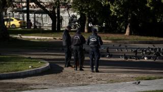 Επίθεση σε αστυνομικούς της ομάδας ΔΙΑΣ στην Πατησίων