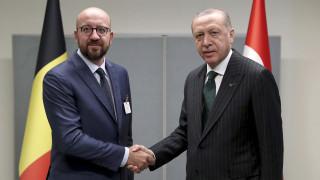Τουρκία: Τετ-α-τετ Ερντογάν με τον πρόεδρο του Ευρωπαϊκού Συμβουλίου το Σάββατο