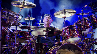 Neil Peart: Πέθανε ο θρυλικός ντράμερ των Rush