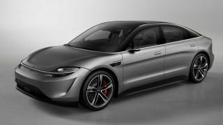 Η Sony ναι μεν παρουσίασε ηλεκτρικό αυτοκίνητο αλλά δεν θα μπει στην αυτοκινητοβιομηχανία