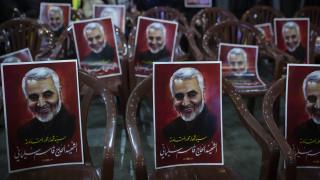 CNNi: Τη νύχτα της δολοφονίας Σουλεϊμανί οι ΗΠΑ επιχείρησαν να σκοτώσουν και άλλον Ιρανό αξιωματούχο