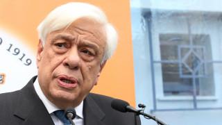 Παυλόπουλος: Η Ελληνική Πολιτεία θα συνεχίσει να στέκεται στο πλευρό του Ελληνισμού της Αλβανίας