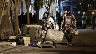 Κουκάκι: 13 συλλήψεις από τις επιχειρήσεις της ΕΛ.ΑΣ. στα υπό κατάληψη κτήρια