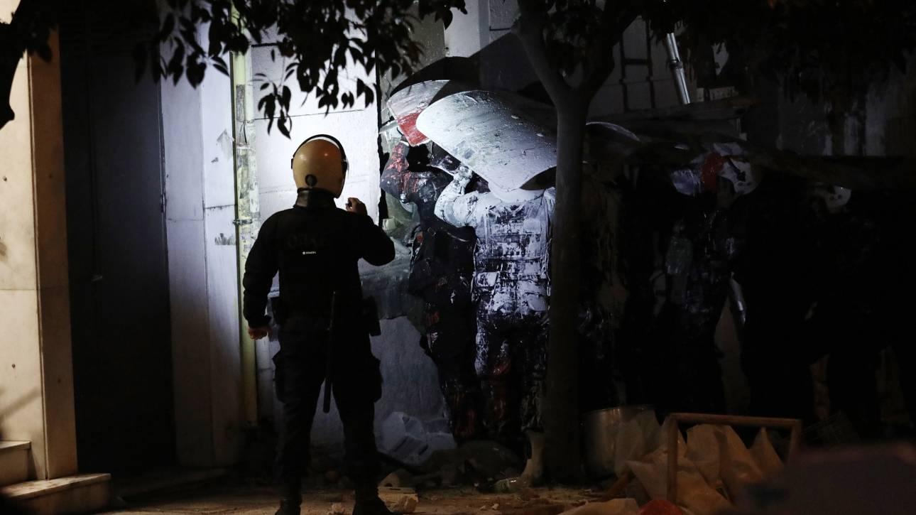 Κουκάκι: Κόρη γνωστού ηθοποιού και ο συντονιστής των καταλήψεων ανάμεσα στους συλληφθέντες