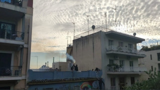 Κουκάκι: Εικόνες από το drone της αστυνομίας για τις επιχειρήσεις σε Ματρόζου και Παναιτωλίου